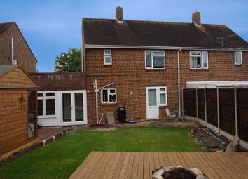Thumbnail 3 bed semi-detached house for sale in Deacon Road, Bournemouth