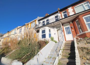 Thumbnail 2 bed terraced house for sale in Victoria Avenue, Hastings