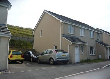 Thumbnail 3 bed property to rent in Heol Llwynffynon, Llangeinor