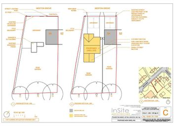 Thumbnail Land for sale in Weston Grove, Upton, Chester