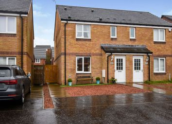 Thumbnail 3 bed semi-detached house for sale in Hillhead Crescent, Paisley