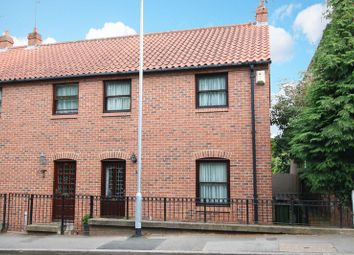 Thumbnail 3 bed end terrace house for sale in Main Street, Willerby, Hull