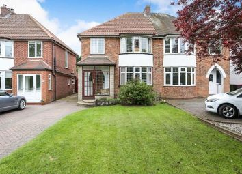 Thumbnail 3 bed semi-detached house for sale in Kingsbury Road, Curdworth, Sutton Coldfield, West Midlands