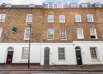 Thumbnail 4 bedroom terraced house for sale in Rousden Street, London