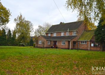 Thumbnail 6 bed detached house to rent in Leicester Lane, Leicester, Leicestershire