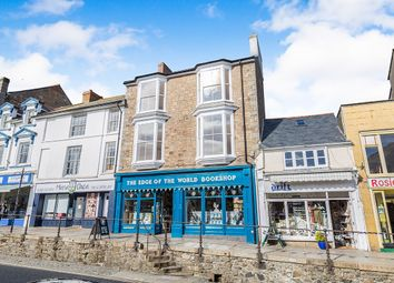 Thumbnail 2 bedroom flat for sale in Market Jew Street, Penzance, Cornwall