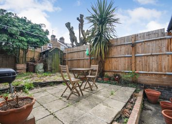 Thumbnail 1 bed flat for sale in Waite Davies Road, London