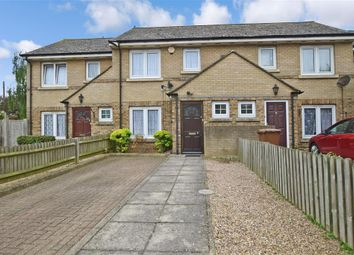 Thumbnail 2 bed terraced house for sale in Gill Avenue, Wainscott, Rochester, Kent