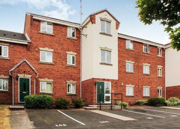 Thumbnail 2 bed flat for sale in Rugeley Close, Tipton