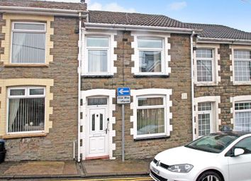 Thumbnail 2 bedroom terraced house for sale in Crown Street, Abertillery, Gwent