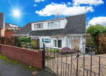 Thumbnail 3 bed semi-detached house for sale in Coolgreany Close, Malpas, Newport.