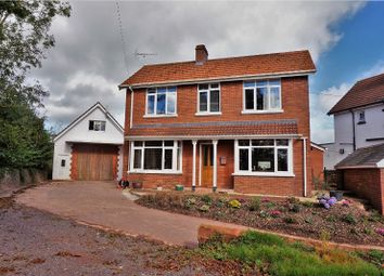 Thumbnail 4 bed detached house for sale in Clyst St. George, Exeter