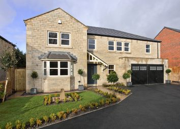 Thumbnail 5 bed detached house for sale in White Hall Grange, Bradford Road, Wakefield
