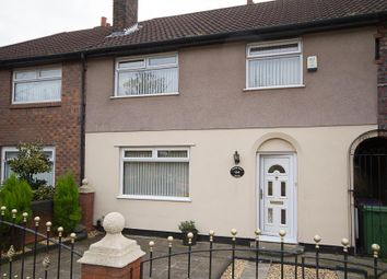 Thumbnail 3 bed terraced house for sale in Walton Hall Avenue, Walton, Liverpool
