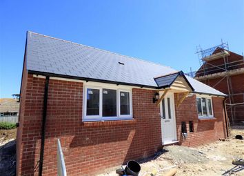 Orchard Way, Weymouth DT4. 2 bed detached bungalow