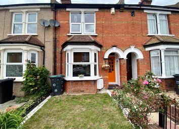 Portland Avenue, Gravesend, Kent DA12. 2 bed terraced house