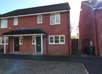 Thumbnail 3 bed semi-detached house for sale in Redburn View, Bardon Mill, Hexham