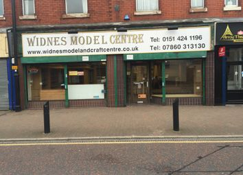 Thumbnail Retail premises for sale in Widnes Road, Widnes, Merseyside