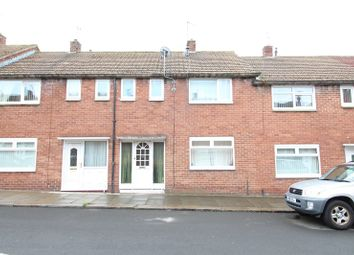 Thumbnail 3 bedroom terraced house for sale in Collingwood Street, South Shields