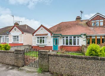 Thumbnail 2 bed bungalow for sale in Broadway, Gillingham