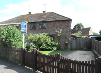 Thumbnail 3 bed semi-detached house for sale in Ferrers Road, Lutterworth
