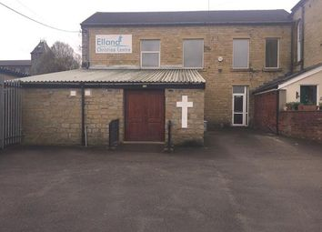 Thumbnail Commercial property for sale in Elland Christian Centre, Catherine Street, Elland