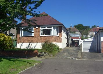 Thumbnail 3 bedroom detached bungalow to rent in Willersley Avenue, Orpington