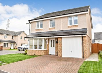 Thumbnail 4 bed detached house for sale in Russell Crescent, Bathgate