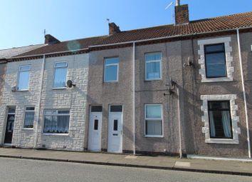 Thumbnail 1 bedroom flat to rent in Winship Street, Newsham, Blyth