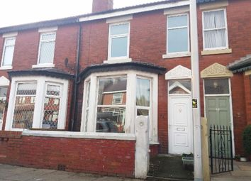 Thumbnail 2 bedroom terraced house for sale in Westwood Avenue, Blackpool