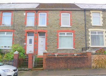 Thumbnail 3 bed terraced house for sale in Brytwn Road, Cymmer, Port Talbot, West Glamorgan