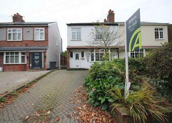 Thumbnail 4 bed semi-detached house for sale in Golborne Road, Winwick, Warrington