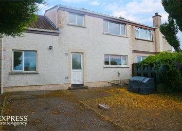 Thumbnail 5 bed semi-detached house for sale in Drumhaw Park, Lisnaskea, Enniskillen, County Fermanagh
