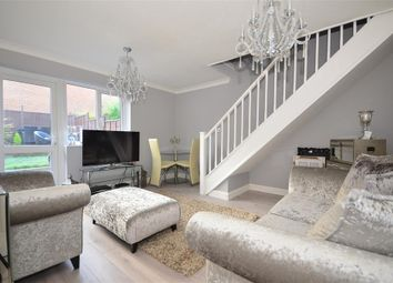 Thumbnail 2 bed terraced house for sale in Box Close, Tollgate Hill, Crawley, West Sussex