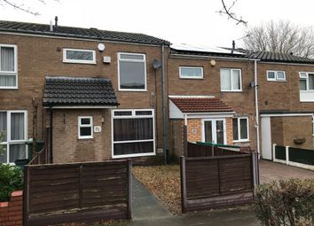 Thumbnail 3 bed terraced house to rent in Hillman Grove, Smith's Wood, Birmingham