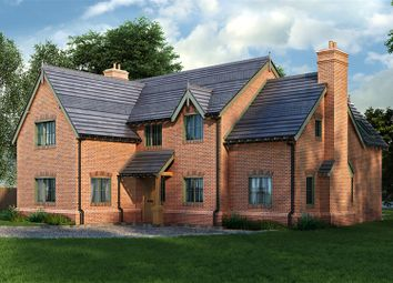 Thumbnail 5 bed detached house for sale in Twyford Road, Barrow-On-Trent, Derby