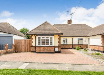 Thumbnail 2 bed semi-detached bungalow for sale in Essex Gardens, Leigh-On-Sea