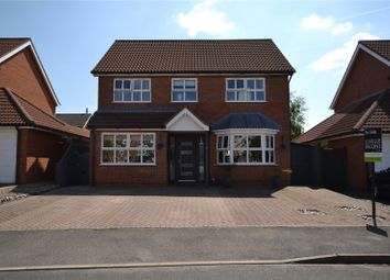 Thumbnail 4 bed detached house for sale in Ellen Way, New Waltham