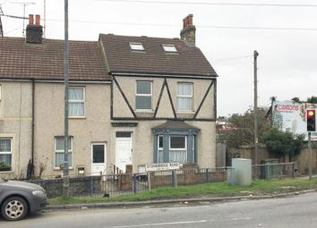 Thumbnail 5 bedroom end terrace house for sale in 67 Stonebridge Road, Northfleet, Gravesend, Kent