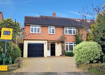 Thumbnail 4 bed semi-detached house to rent in Wellfields, Loughton