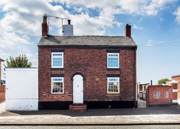 Thumbnail 2 bed cottage for sale in Congleton Road North, Scholar Green, Stoke-On-Trent