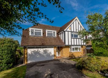 Thumbnail 5 bed detached house to rent in Dove Park, Chorleywood, Rickmansworth