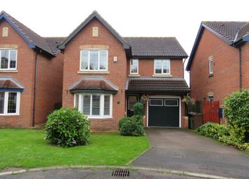 Thumbnail 4 bed detached house for sale in Abbey Mews, Pontefract