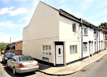 Thumbnail 2 bedroom end terrace house for sale in Southill Road, Chatham, Kent