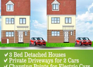 Thumbnail 3 bed detached house for sale in Oak Green, The Greens, Dudley