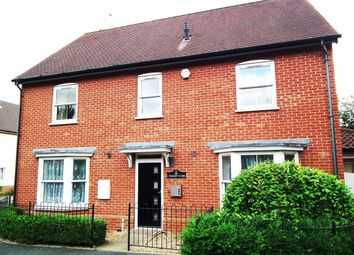 Thumbnail 4 bed detached house to rent in Waight Close, Hatfield