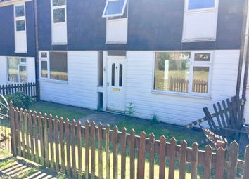 Thumbnail 3 bed terraced house to rent in Cuffling Close, Glenfield, Leicester