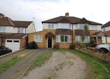 Thumbnail 4 bed semi-detached house for sale in Dee Road, Tilehurst, Reading