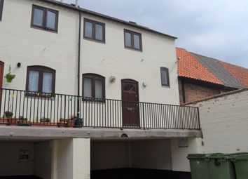 Thumbnail 2 bedroom maisonette to rent in Albion Granary, Wisbech