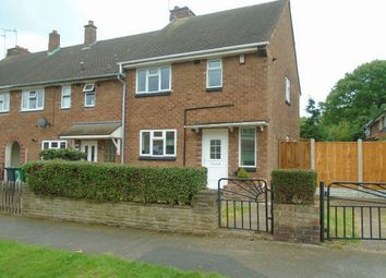 Thumbnail 2 bed semi-detached house to rent in Glastonbury Crescent, Mossley, Bloxwich